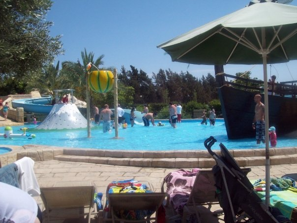 Young Children's Area at Aphrodite Water Park